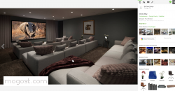 Need Theater Room Seating